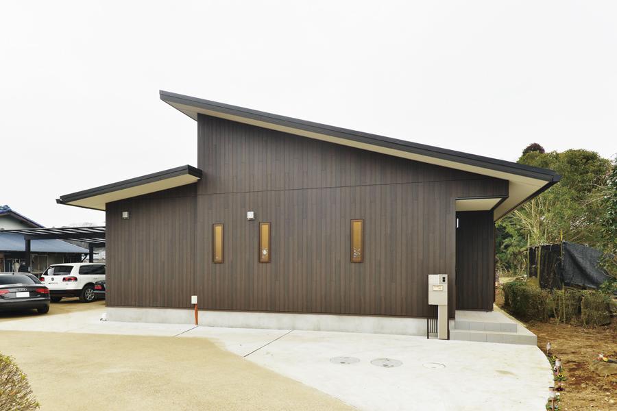 withmamaの家HirayaStyle平屋スタイルの外観画像