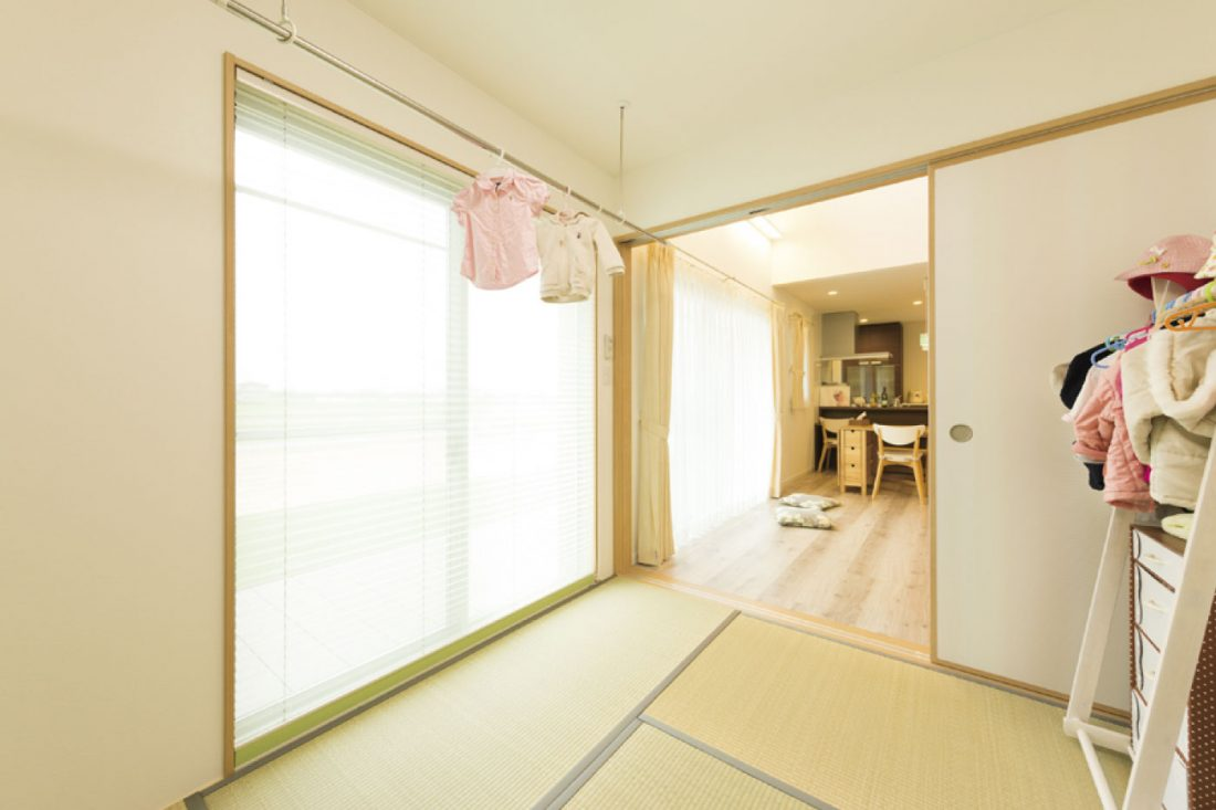 withmamaの家chou(シュー)和室画像