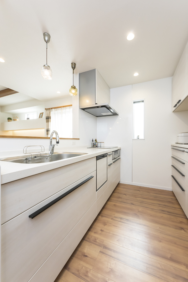 withmamaの家clairクレアのキッチン画像