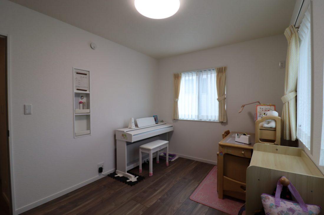 withmamaの家calma(カルマ)の寝室画像