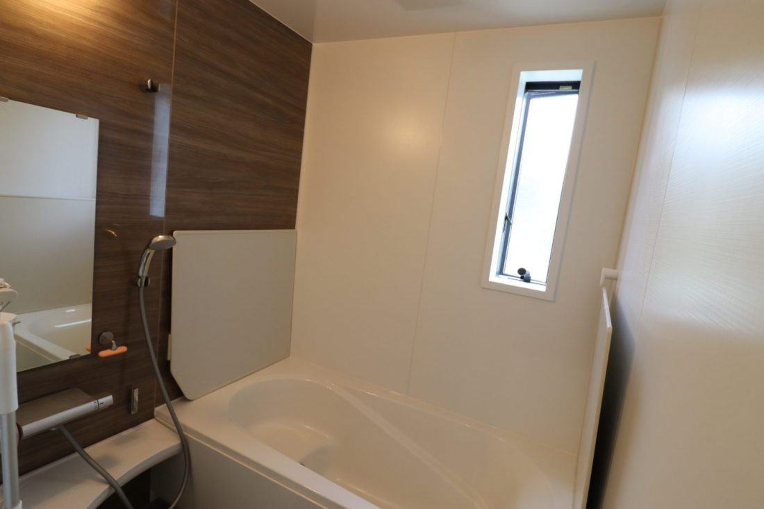 withmamaの家calma(カルマ)浴室画像